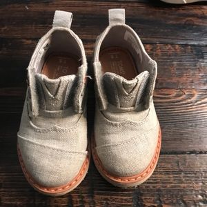 Toddler toms boots